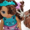 Baby Alive Style n' Snip Baby - Brunette - image 4 of 4