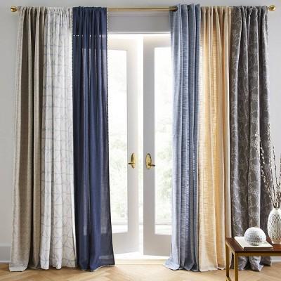 Edalene Curtain Panels Threshold