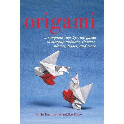 Origami - by  Yukiko Duke & Norio Torimoto (Paperback) - image 1 of 1