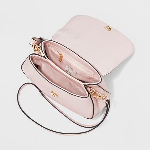 0971cd2c403d Everyday Essentials Saddle Crossbody Bag - A New Day™   Target
