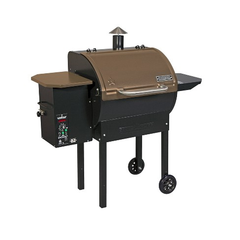 Camp Chef SmokePro DLX 24 Pellet Grill - Bronze - image 1 of 3