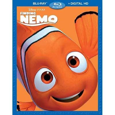 Finding Nemo (Blu-ray + Digital)