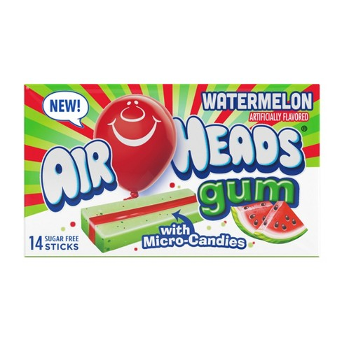 Airheads Watermelon Gum - 14ct - image 1 of 1