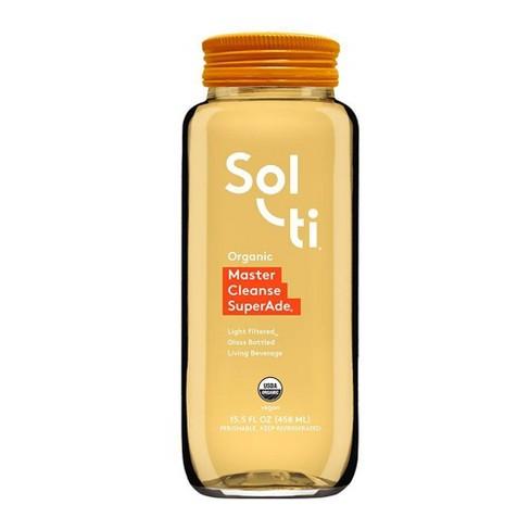 Sol-ti Master Cleanse SuperAde - 9ct/14.9 fl oz - image 1 of 4