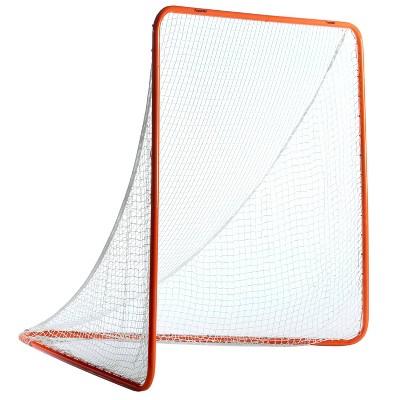 Franklin Sports 6' X 6' Quikset Lacrosse Goal - Red