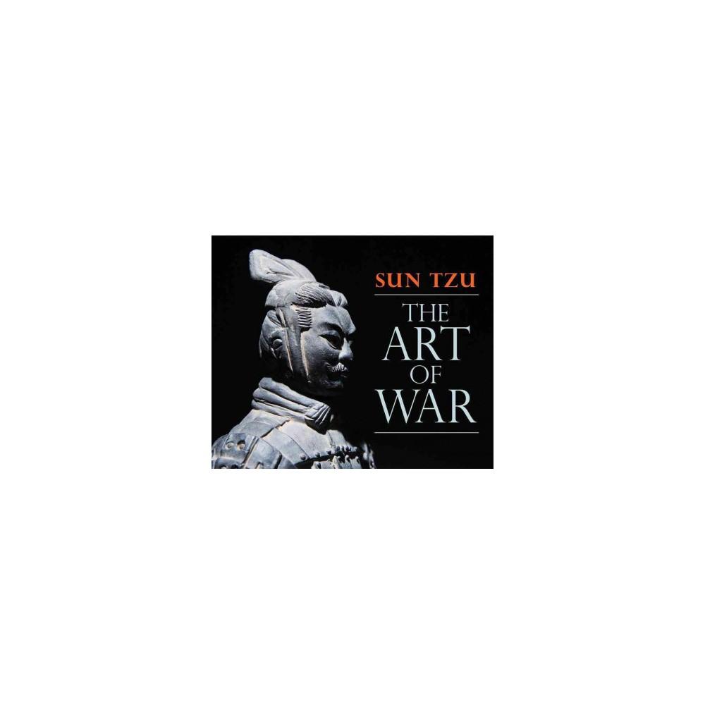 Art of War (Unabridged) (CD/Spoken Word) (Sun-tzu)