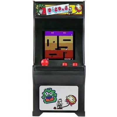 Super Impulse Tiny Arcade Playable Miniature Video Game - Dig Dug