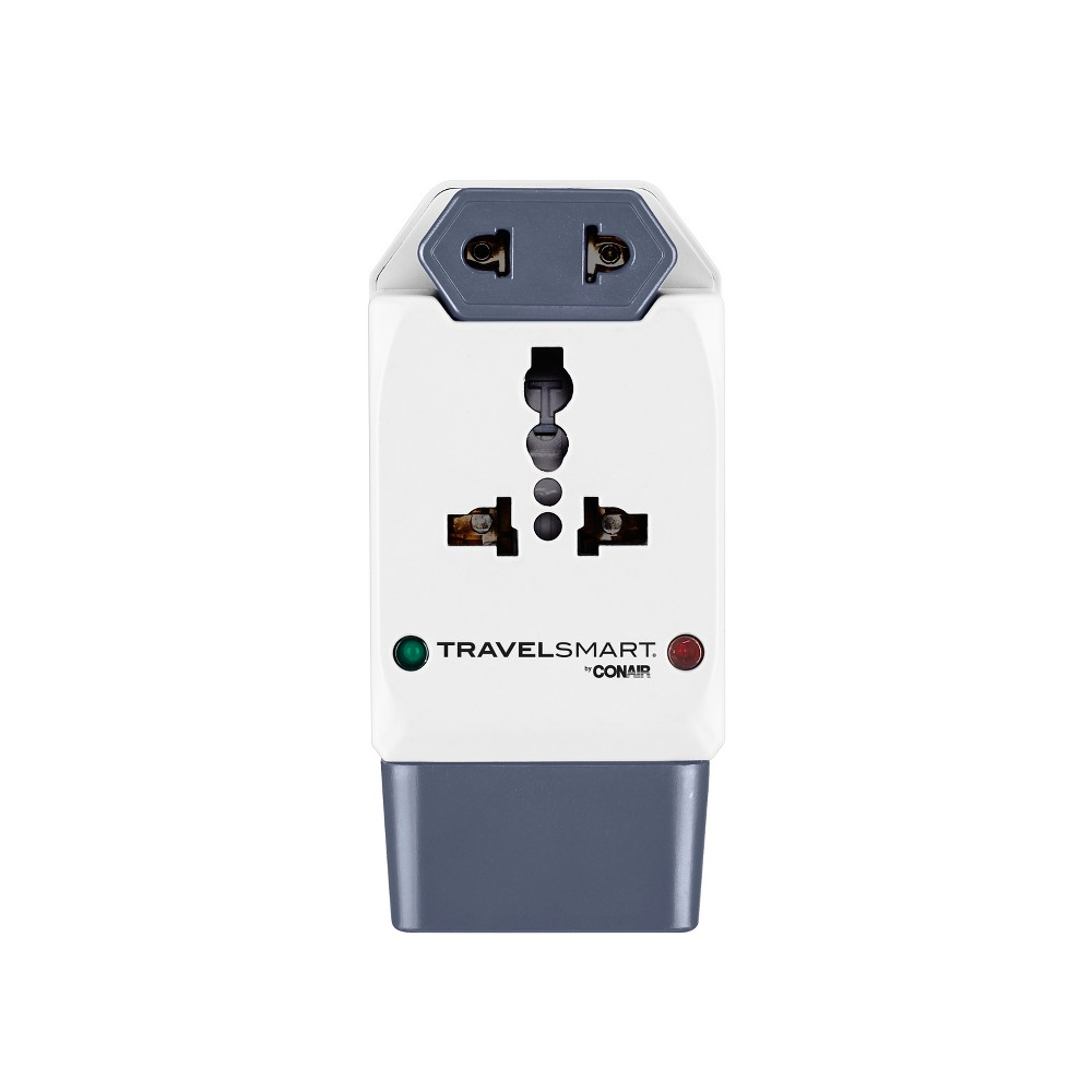 Image of Travel Smart All-In-One Adapter w/ USB Port