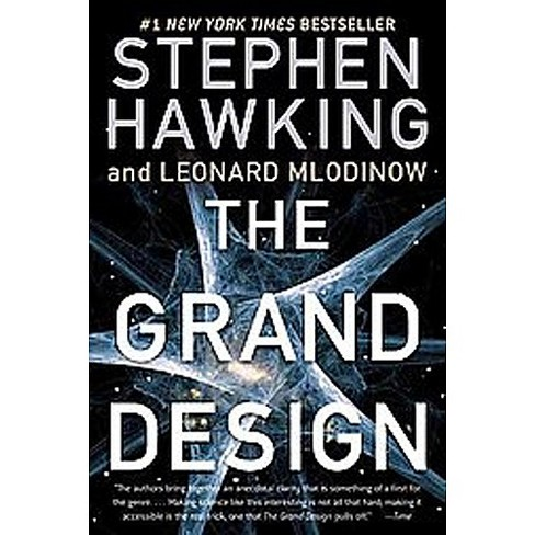 The Grand Design (Paperback) by Stephen W. Hawking - image 1 of 1