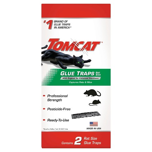 TomCat Rat and Mice Glue Traps 2 ct - image 1 of 3