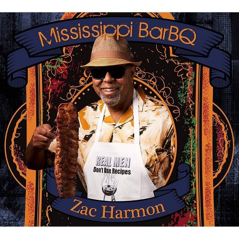 Zac Harmon - Mississippi Barbq (CD) - image 1 of 1
