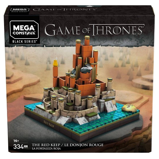 Mega Construx Game of Thrones Red Keep image number null