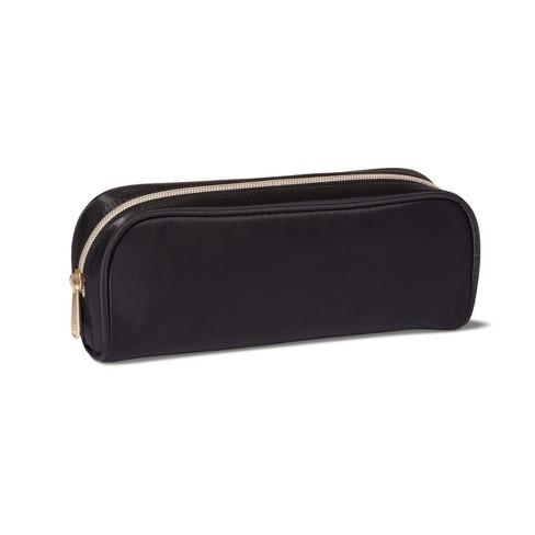 Sonia Kashuk™ Rectangle Makeup Bag - Black - image 1 of 2