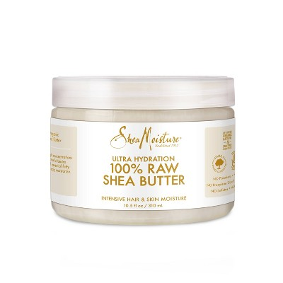 SheaMoisture 100% Raw Butter - 10.5 fl oz
