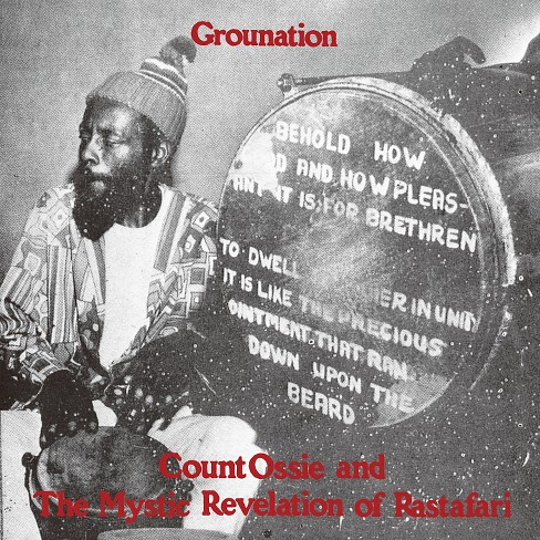 Count Ossie & The My - Grounation (Vinyl) - image 1 of 1