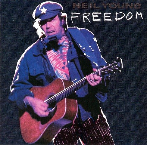 Neil young - Freedom (CD) - image 1 of 1
