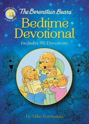 Berenstain Bears Bedtime Devotional : Includes 90 Devotions (Hardcover)(Mike Berenstain)