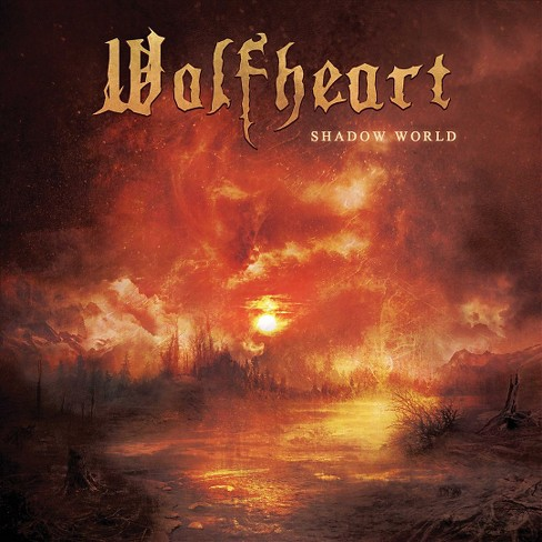 Wolfheart - Shadow world (Vinyl) - image 1 of 1