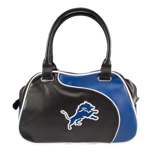 da209e10 NFL Detroit Lions Perf-ect Bowler Purse