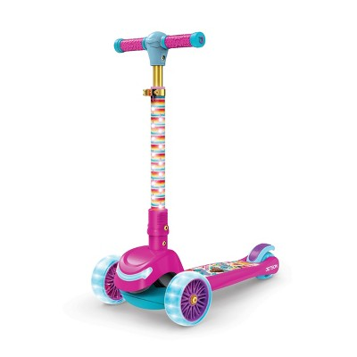 Disney Princess 3 Wheel Kick Scooter - Pink