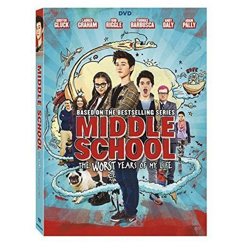 Middle School: The Worst Years Of My Life (DVD) - image 1 of 1
