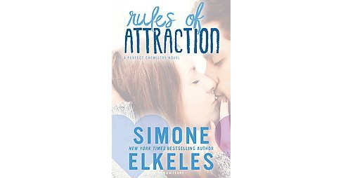 Rules of Attraction (Reprint) (Paperback) (Simone Elkeles) - image 1 of 1