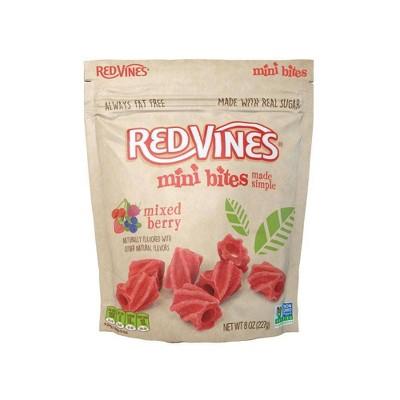 Red Vines Made Simple Mini Bites - 8oz