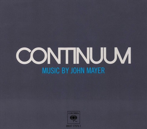 John Mayer - Continuum (Revised) (CD) - image 1 of 1