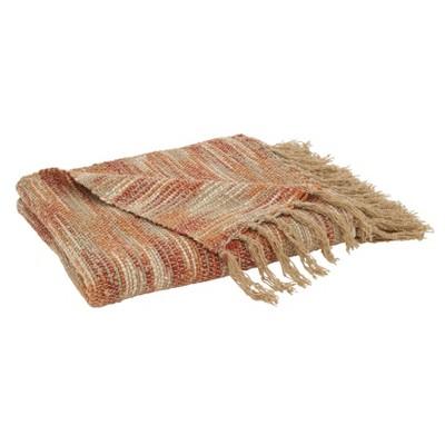 """50""""x60"""" Chindi Design Throw Blanket - SARO : Target"""