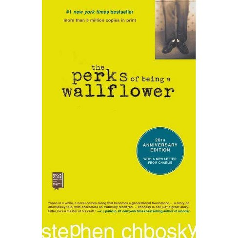 The Perks of Being a Wallflower - by  Stephen Chbosky (Hardcover) - image 1 of 1