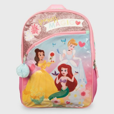 Disney Princess 16'' Kids' Backpack - Pink
