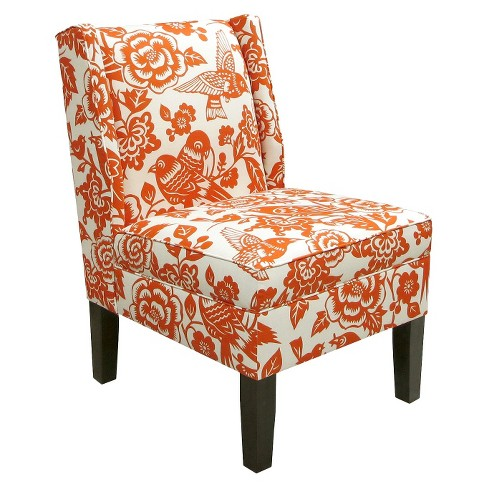 Custom Upholstered Wingback Chair - Skyline Furniture® - image 1 of 2