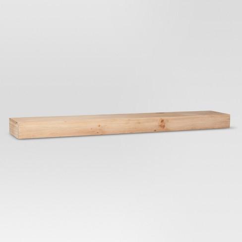 Real Wood Floating Shelf 36 Threshold