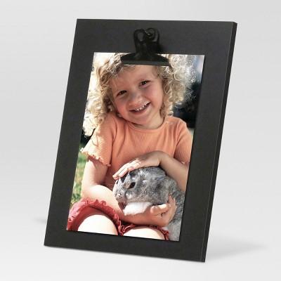 Clip Frame 5x7 - Black - Room Essentials™