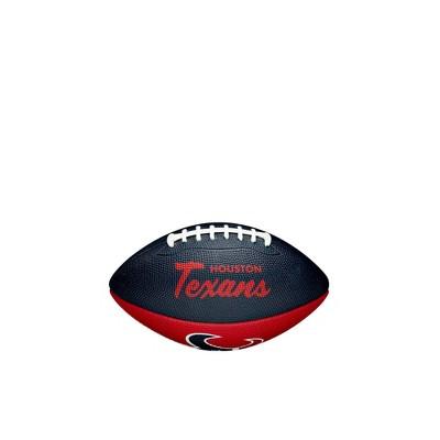 NFL Houston Texans Mini Retro Football