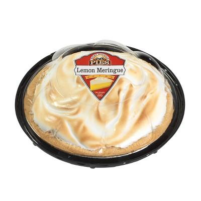 "Rocky Mountain Pies Lemon Meringue Pie - 8"""