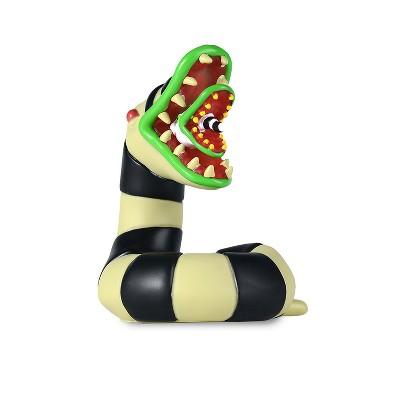 Robe Factory LLC Beetlejuice Sandworm LED Mood Light | Beetlejuice Worm Figure | 6 Inches Tall
