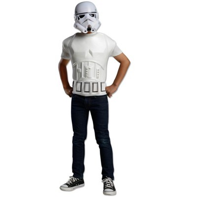 Rubies Star Wars Mens Storm Trooper Molded Costume (STD)