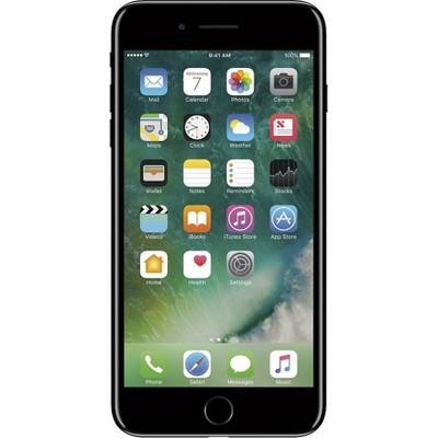 Apple iPhone Unlocked 7 Plus Pre-Owned (256GB) GSM Phone - Jet Black