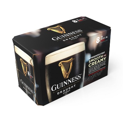 Guinness Draught Beer - 8pk/15 fl oz Cans