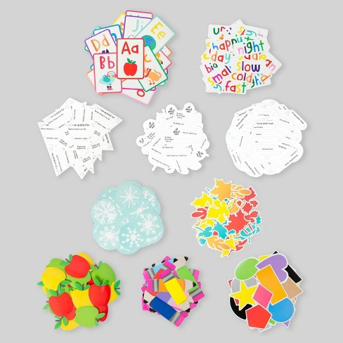 10pk Paper Accents - Bullseye's Playground™ - image 1 of 4