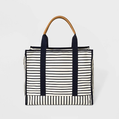 view Canvas Boxy Weekender Bag - A New Day on target.com. Opens in a new tab.