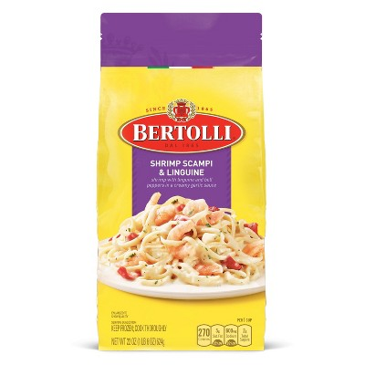 Bertolli Frozen Shrimp Scampi & Linguine - 22oz