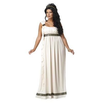 Womenu0027s Olympic Goddess Costume