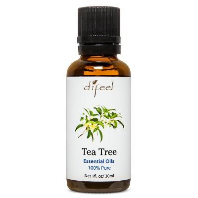 Difeel Pure Essential Tea Tree Oil - 1 fl oz