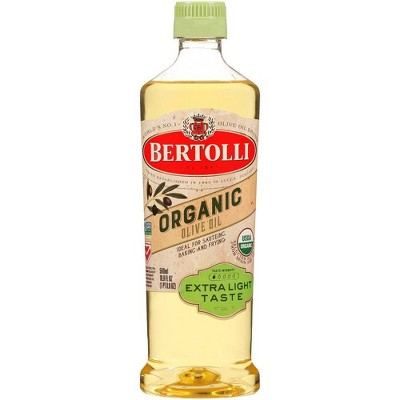 Olive Oil: Bertolli Organic Extra Light Olive Oil
