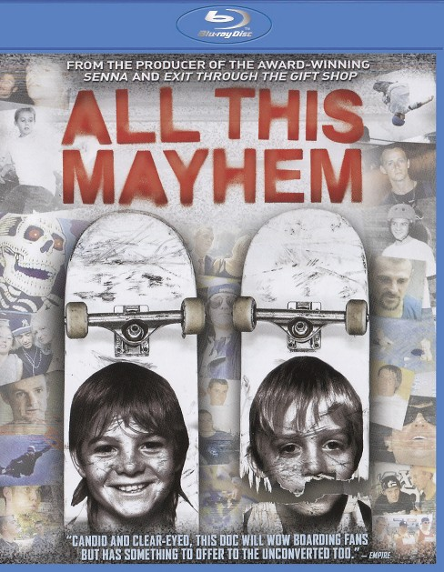 All this mayhem (Blu-ray) - image 1 of 1