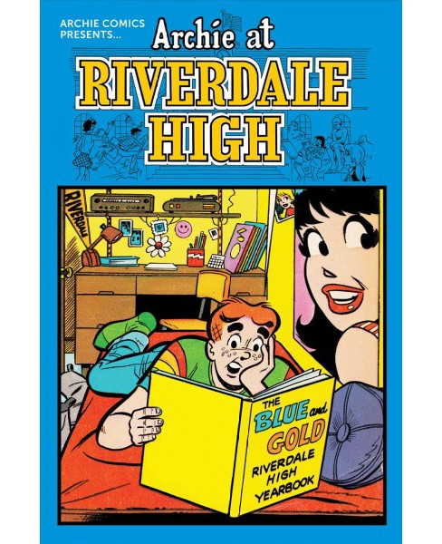 Archie at Riverdale High 1 -  by Frank Doyle & George Gladir & Bob Bolling (Paperback) - image 1 of 1