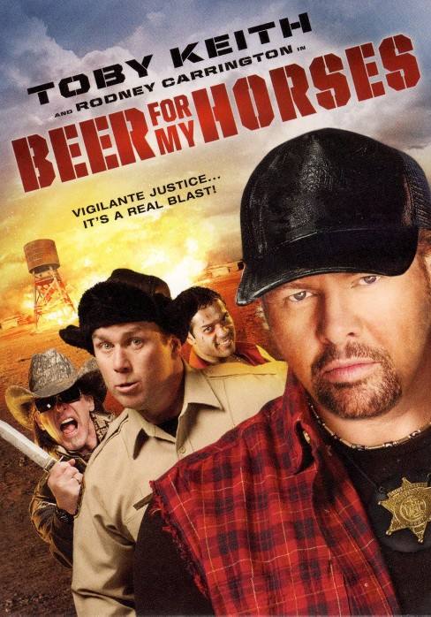 Beer for My Horses (dvd_video) - image 1 of 1