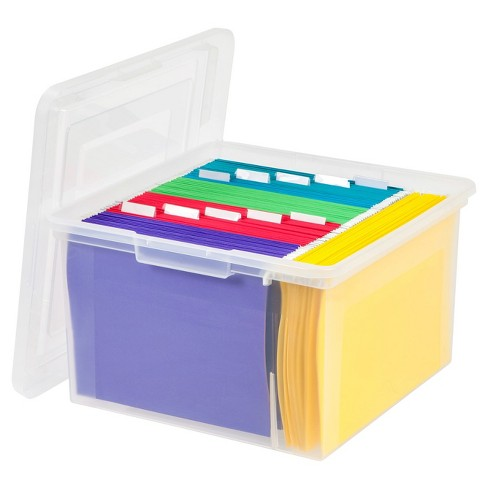 IRIS Letter and Legal File Storage Box - image 1 of 4